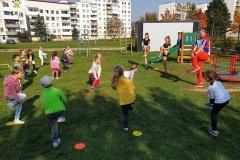 Cvičíme a športujeme