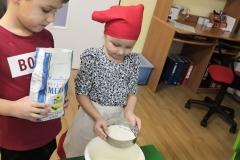 Pečieme chlebík